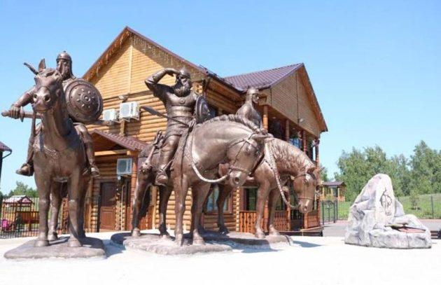 Лучший отель для семейного отдыха России находится в Кузбассе