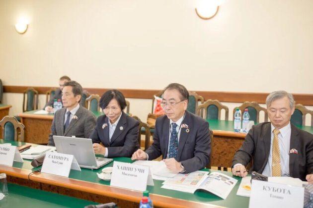 Японская делегация прибыла в Кузбасс поделиться опытом сокращения выбросов