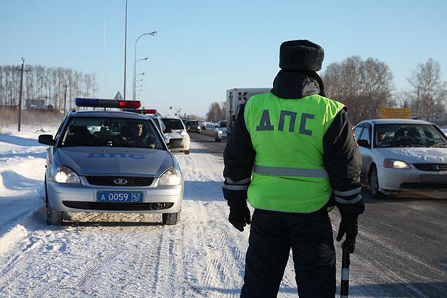 За новогодние выходные автоинспекторы Кузбасса выявили 300 пьяных водителей