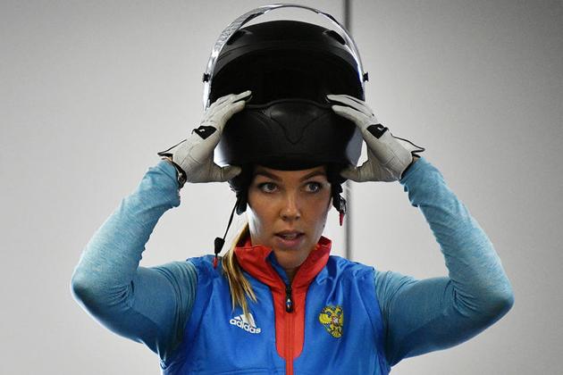 Кемеровская бобслеистка с напарницей вышла на пятое место в общем зачете Кубка мира
