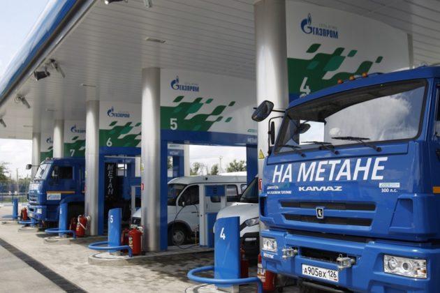 8+4: в Кузбассе увеличивается число газовых станций