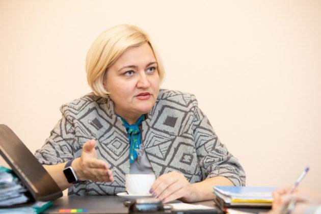 Новый начальник департамента образования проведет «прямую линию» с кузбассовцами