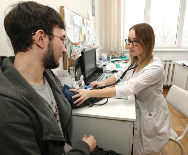 В Новокузнецке стартовали еженедельные выездные приемы врачей