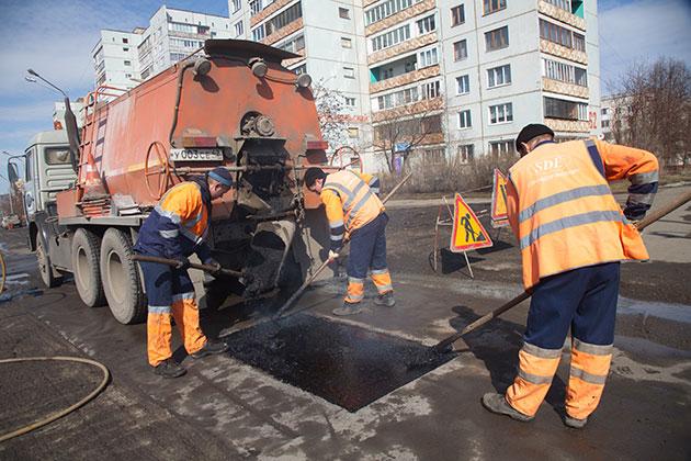 В этом году в Кемерове отремонтируют более 20 километров дорог и продлят два проспекта