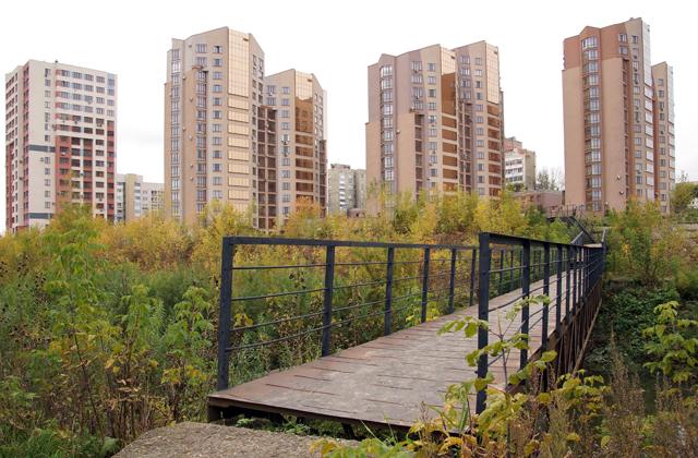 Надземный переход планируют построить на Притомском проспекте в Кемерове