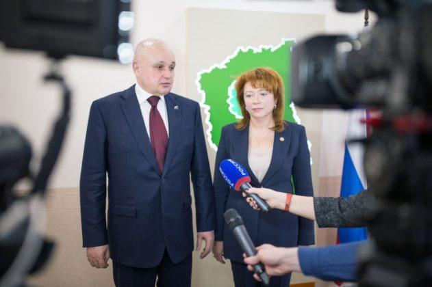 Кемеровский муниципальный округ возглавила психолог