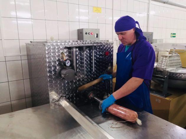 В Осинниках запущено новое производство вкуснятины