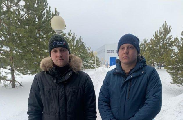 Двух работников обрущившегося цеха Кузбасского вагоноремонтного завода наградят за спасение коллег