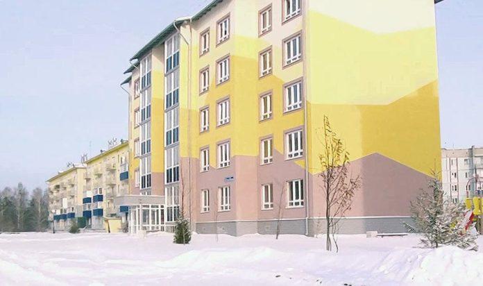 В Кузбассе 726 детей получили жильё по суду