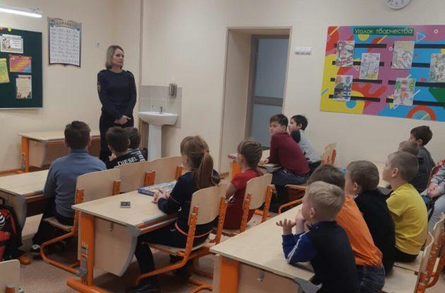 Кузбасским школьникам рассказывают о вреде снюса