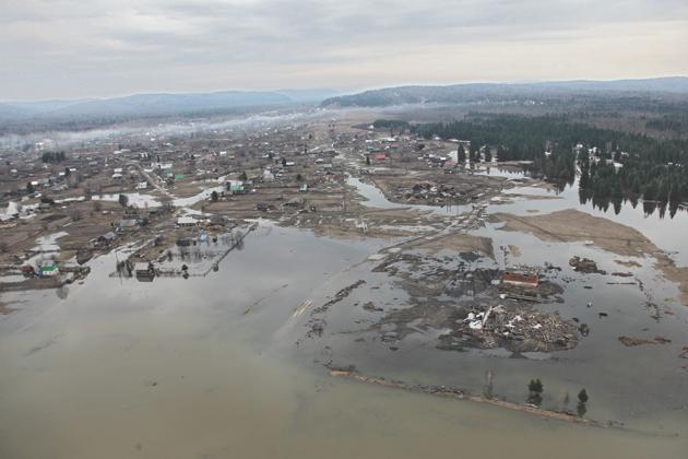 Паводок-2021: Кузбасс готовится к серьёзному вызову