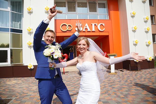 ЗАГСы двух районов Кузбасса объединятся с городскими
