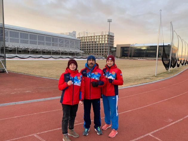Спортсменка из Междуреченска стала на шаг ближе к Олимпийским играм — 2020