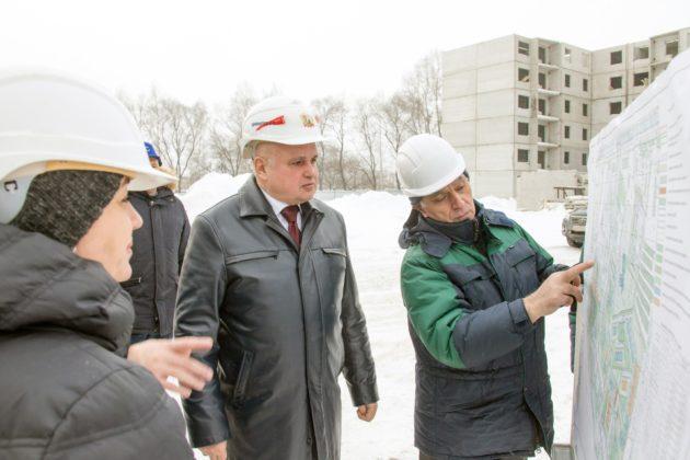 В Кемерове появится новый современный микрорайон «Кузнецкий»