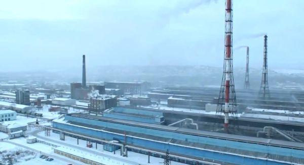 В Новокузнецке действует режим №1 из-за неблагоприятных метеоусловий