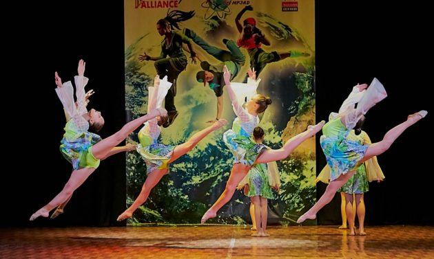 В столице Кузбасса выбрали лучший коллектив современного танца