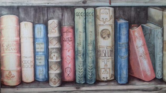 В Кемерове за символическую сумму можно купить списанные книги