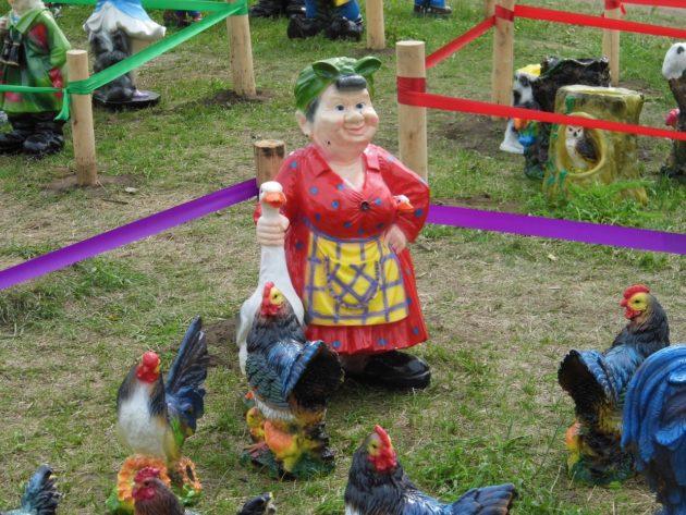 Кемеровчан приглашают поучаствовать в конкурсе на самый красивый двор