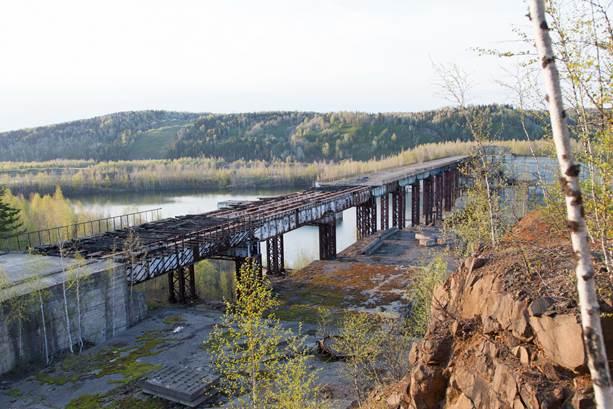 Крапивинский гидроузел в Кузбассе решили достроить