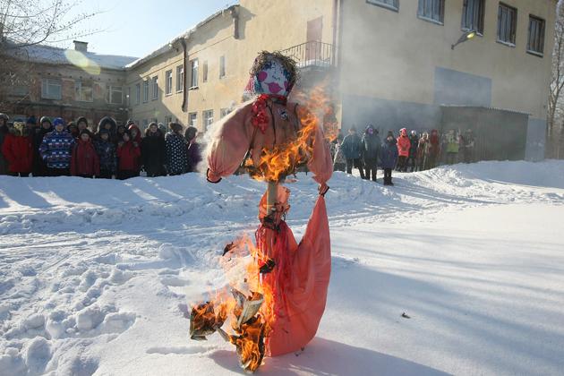 В Гурьевске на Масленицу разыграют денежные призы