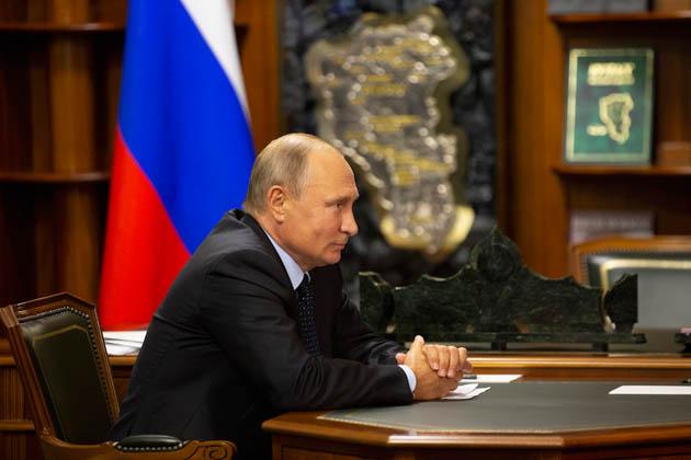 Большое интервью с Владимиром Путиным выйдет 20 февраля