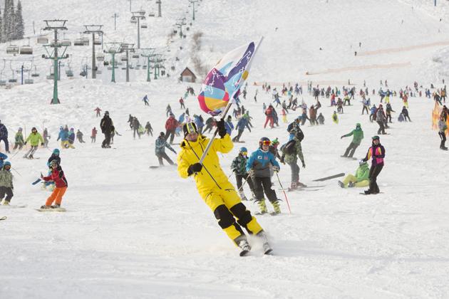 Открытие горнолыжного сезона в Шерегеше покажут в прямом эфире