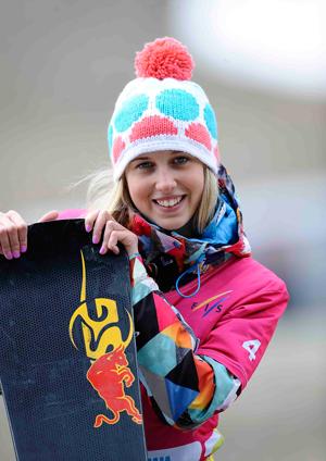Кузбасская сноубордистка заняла седьмое место в общем зачете Кубка мира