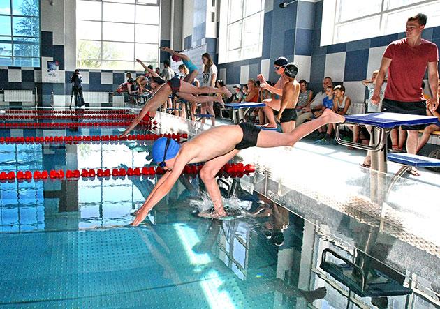 Бассейн с 50-метровыми дорожками построят в новом спорткомплексе «Кузбасс-Арена»