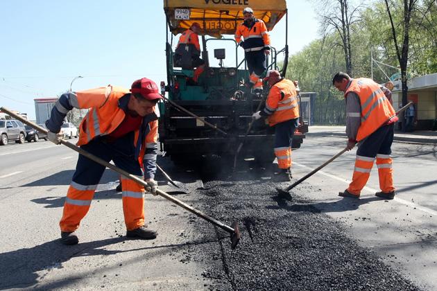 Дорогу в Беловском районе отремонтируют по требованию прокурора