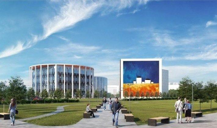 Сергей Цивилев рассказал о строительстве студенческого городка в Кемерове