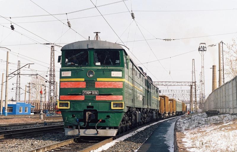 Кемеровчанину отрезало ноги поездом
