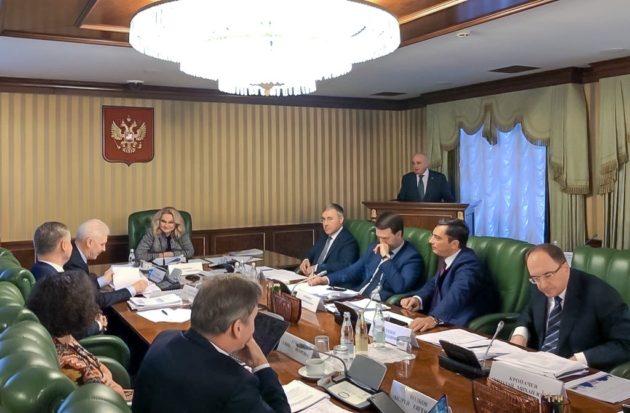 Сергей Цивилев в Москве подвел первые итоги работы НОЦ «Кузбасс»