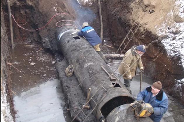 В Белове отремонтируют более десяти километров сетей водоснабжения