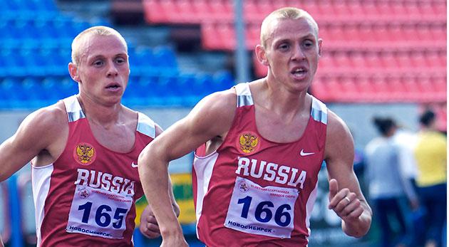Кузбасские легкоатлеты завоевали три медали на чемпионате России