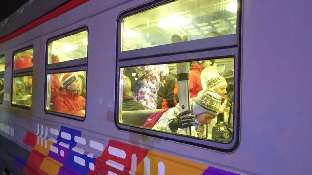 В Кузбассе запустят дополнительные рейсы «Шерегеш-экспресса»