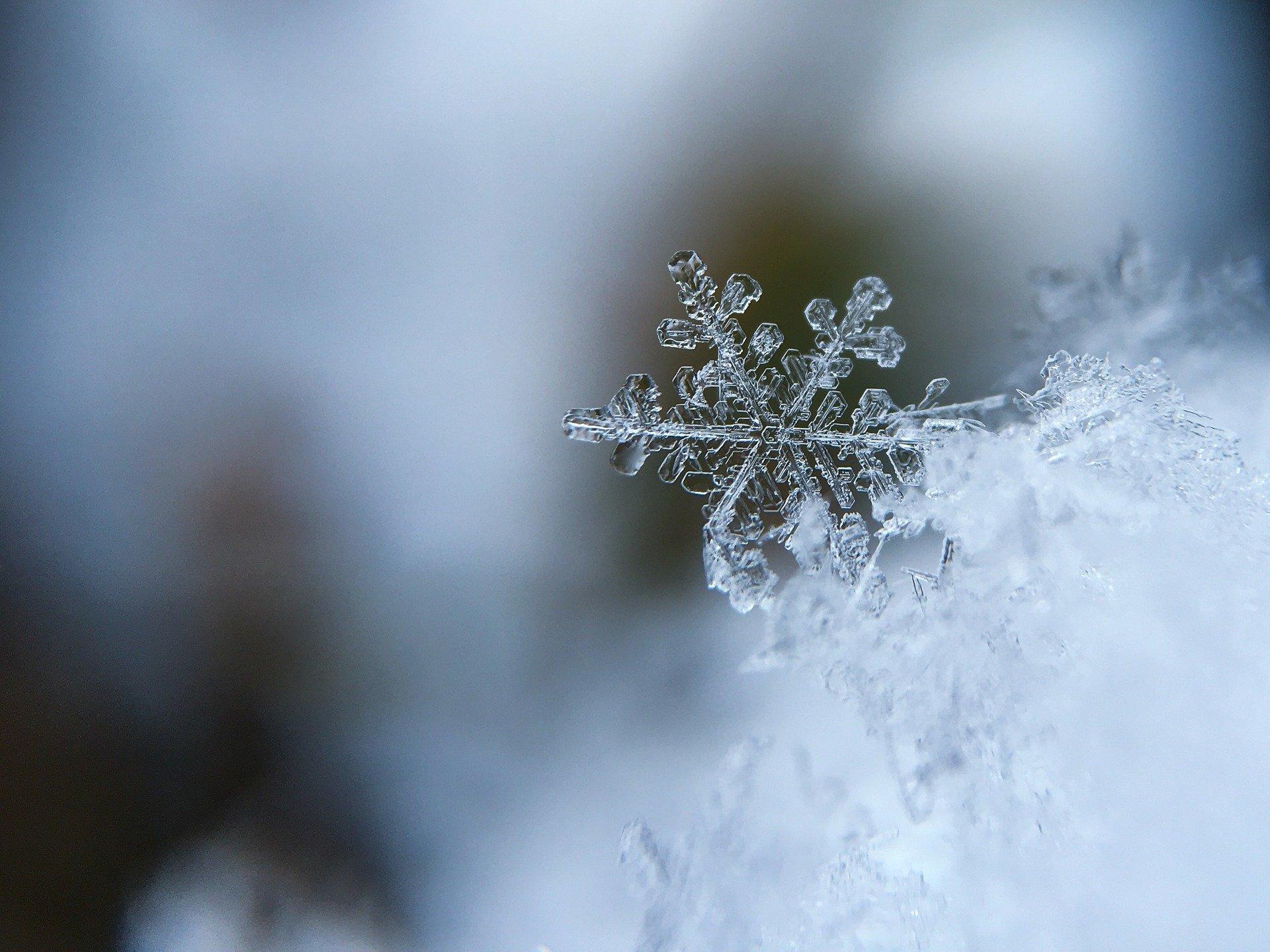 В последний день новогодних выходных Кузбассовцев ждёт потепление и снег