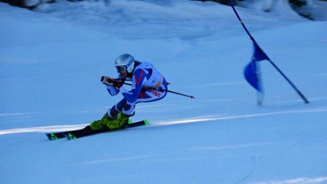 Сборная Кузбасса по горнолыжному спорту победила на Всероссийских соревнованиях