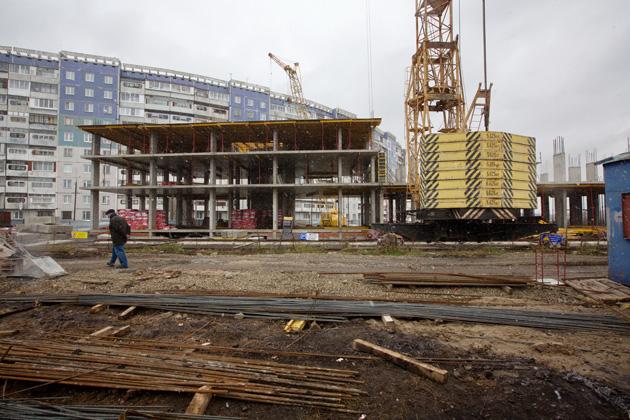 До 1 мая в Кузбассе снесут 279 недостроев
