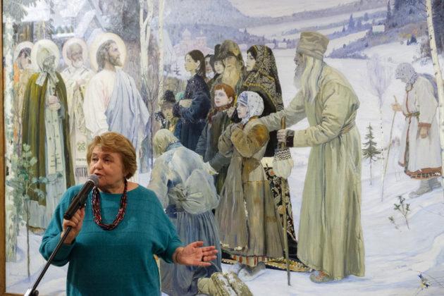 В Кузбасс привезут шедевр из «Русского музея»