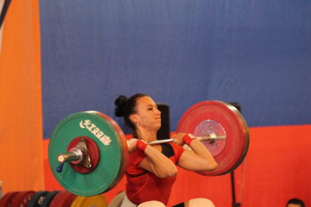 Пять медалей завоевали кузбасские тяжелоатлеты на Кубке России