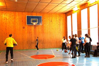 Более миллиона рублей направят на ремонт спортзала в школе Анжеро-Судженского горокруга