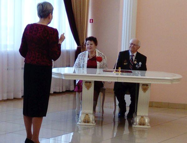 В Кузбассе супруги отпраздновали 65 лет совместной жизни