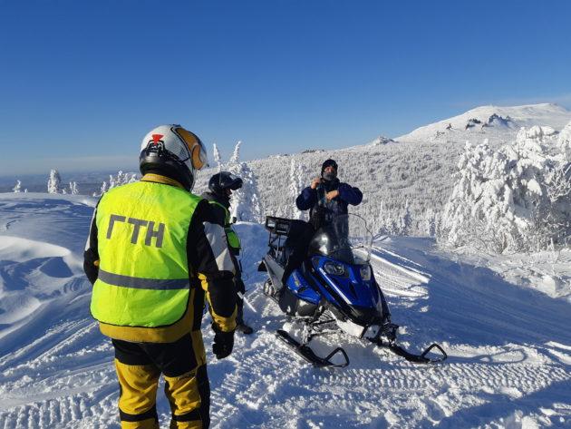 В Кузбассе зарегистрировано 3 570 снегоходов, без документов внедорожной техники в разы больше