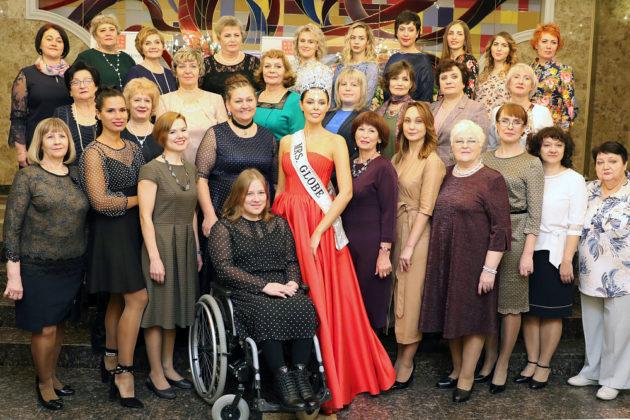 «Миссис Земной шар» — 2020 Ксения Кривко стала «Кемеровчанкой года»