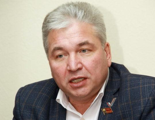 Зампредседателя парламента Кузбасса Юрий Скворцов: «Конституция — это договор между обществом и властью»