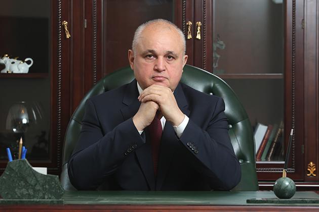 У губернатора Кузбасса появился свой Youtube-канал