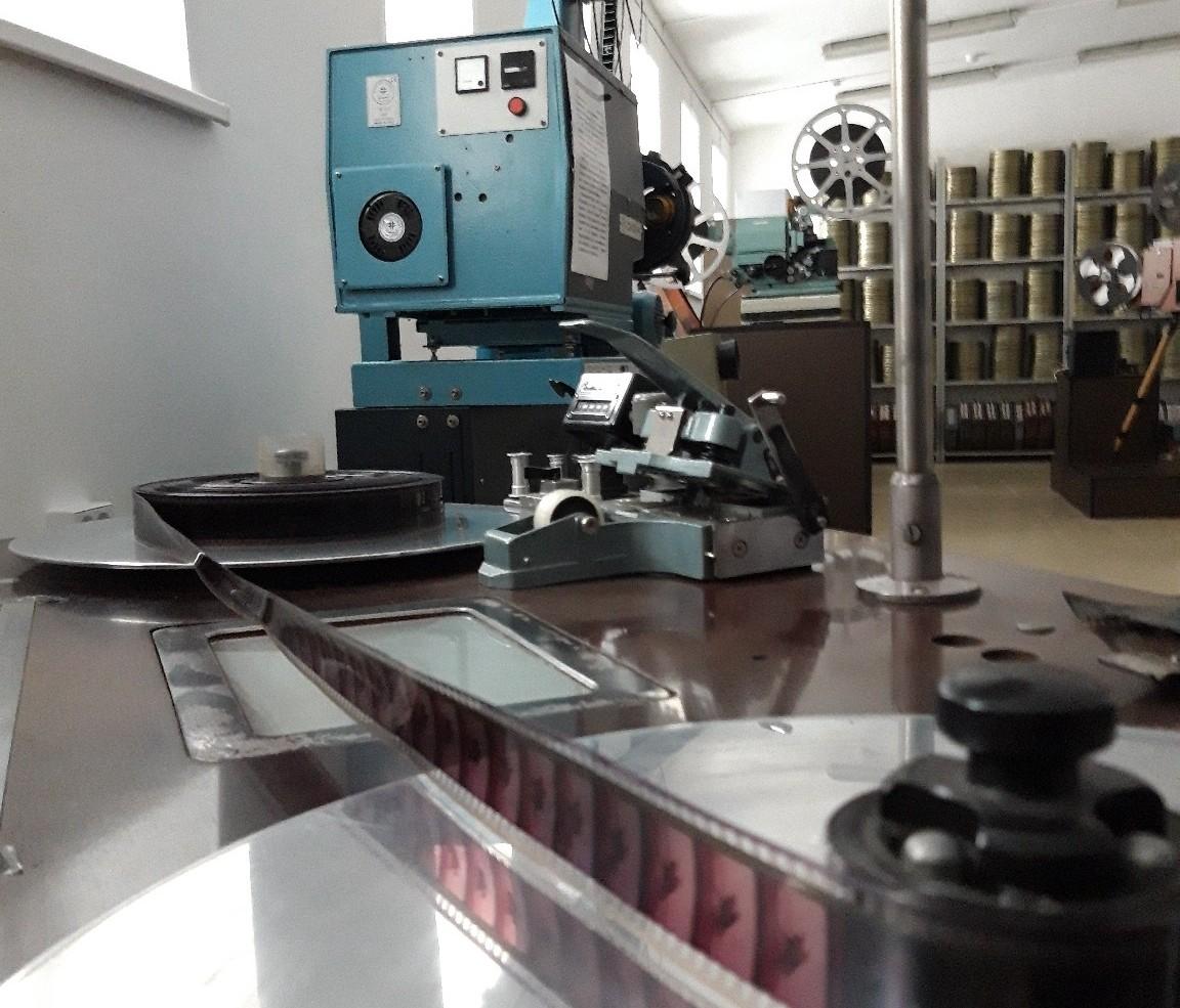 «Кузбасскино» предлагает побывать в виртуальном музее