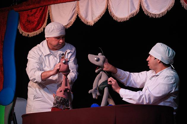 Кемеровский театр кукол покажет зрителям видеоспектакли