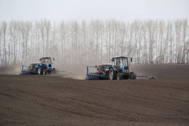 Курс на органическое растениеводство