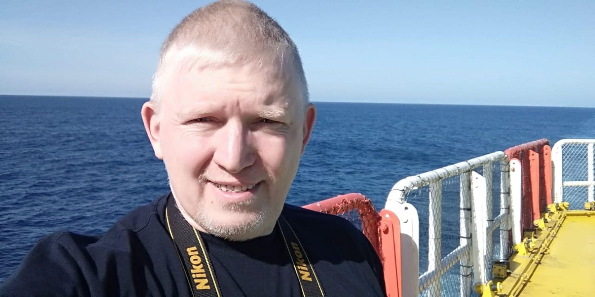 Кузбассовец плывет в Антарктиду помочь полярникам